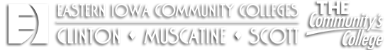 Eastern Iowa Community Colleges - THE Community's College Logo